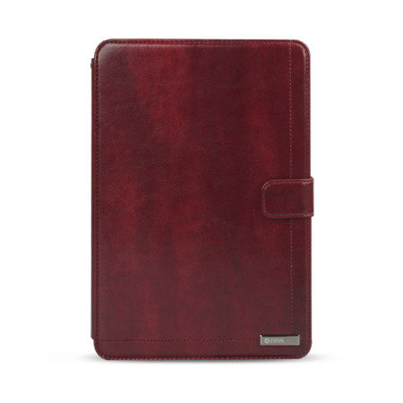 Zenus Neo Classic Diary for iPad Mini 3 / 2 / 1 - Wine Red