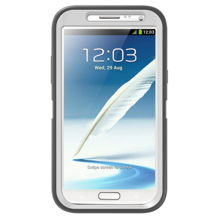 Otterbox Defender Series for Samsung Galaxy Note 2 - Glacier