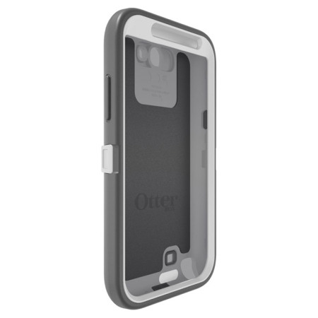 sale retailer 4a5da e3e63 Otterbox Defender Series for Samsung Galaxy Note 2 - Glacier