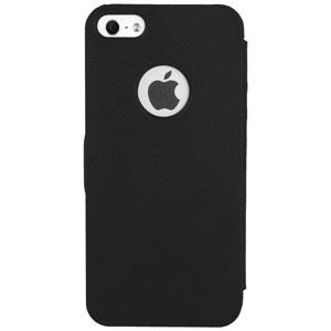50b57e18204 Funda iPhone 5S / 5 Ultra Slim ventana - Negra