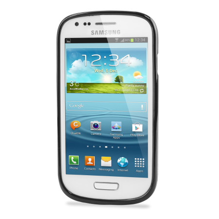 ... larger imag... Galaxy S3 Mini Black