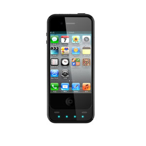 iPhone 5 Battery Case and Stand