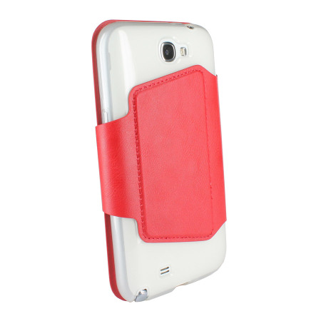 Momax The Core Smart Case for Samsung Galaxy Note 2 - Red