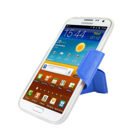 Momax The Core Smart Case for Samsung Galaxy Note 2 - Blue