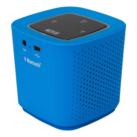 beacon audio the phoenix kabellose bluetooth lautsprecher in blau erfahrungsberichte. Black Bedroom Furniture Sets. Home Design Ideas