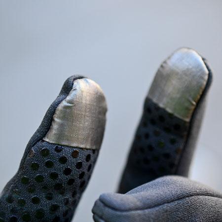 The North Face Etip Gloves for Men (Medium) - Black