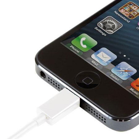 Gripmount Iphone 5s 5c 5 Lightning Car Charger Mount Kit