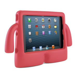 outlet store f0f5b 48035 Speck iGuy Case and Stand for iPad Mini 3 / 2 / 1 - Chili Red