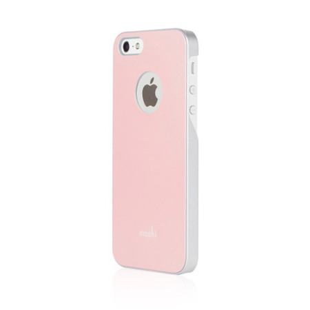 pink iphone 5s moshi iglaze for iphone 5s 5 pink 12776
