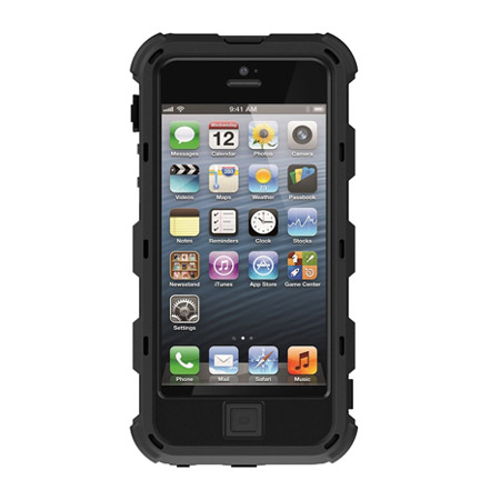 Ballistic HardCore Case for iPhone 5S / 5 - Black