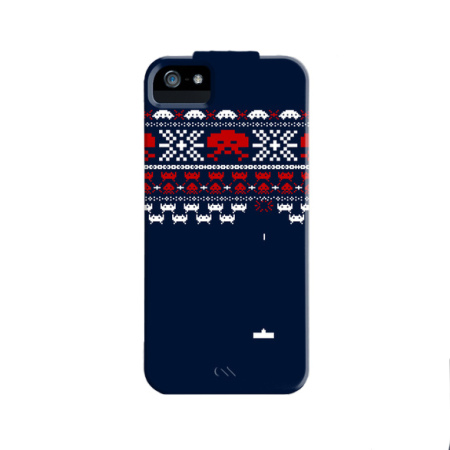 Create and Case iPhone 5S/5 Flip Case - Scandinavian Invaders