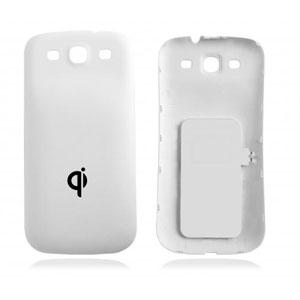Samsung Galaxy S3 Qi Wireless Charging Plate Kit - White
