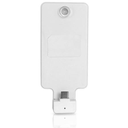 Qi Micro USB Wireless Charging Adapter Clip