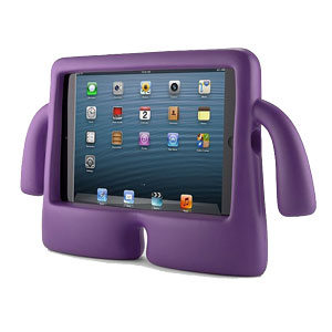 Speck iGuy Case and Stand for iPad Mini 3 / 2 / 1 - Grape/Purple