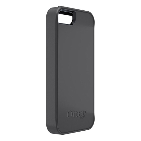 OtterBox Prefix Series Case for iPhone 5S / 5 - Grey / Black