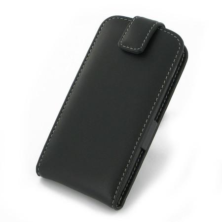 PDair Leather Flip Case - Google Nexus 4
