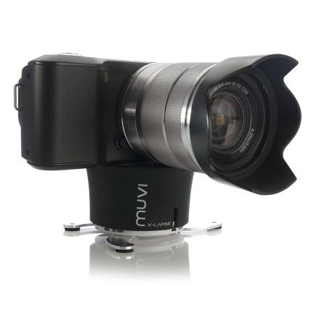 veho muvi x lapse 360 rotating camera mount
