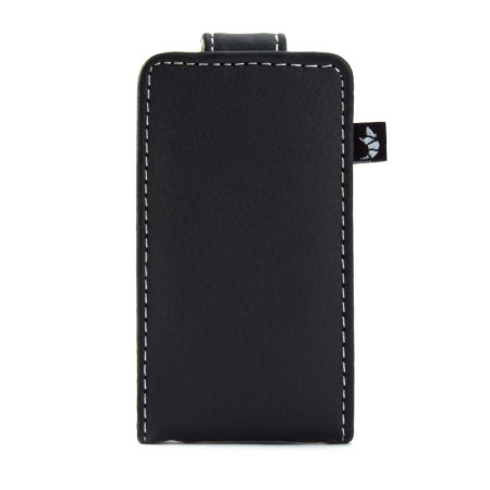 Proporta Alu-Leather Case For iPod Nano 7G - Black