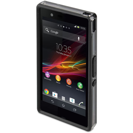 Roxfit Sony Xperia Z Bumper Protection Pack - Black