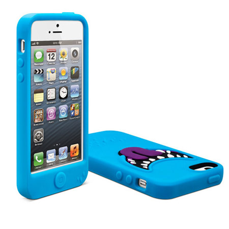 SwitchEasy Monsters Case for iPhone 5 - Blue