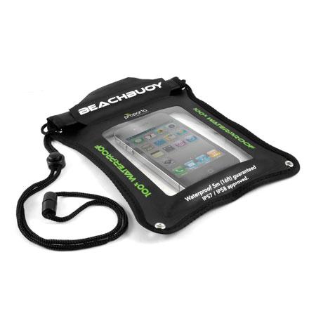 "Proporta BeachBuoy Bike Mounted Waterproof Case for 5"" Smartphones"
