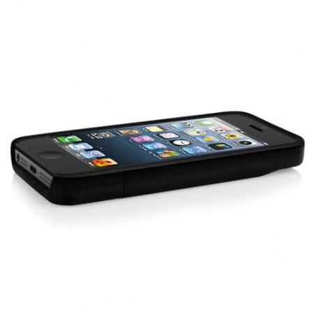new product e6cce 616e1 Incipio Stashback Credit Card Case for iPhone 5S / 5 - Black