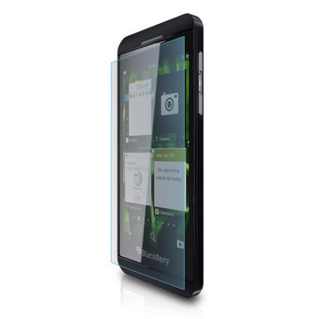 The Ultimate BlackBerry Z10 Accessory Pack - Black