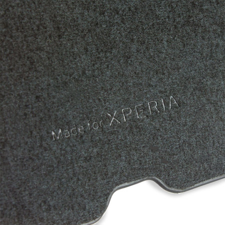 Muvit Sony Xperia Z用 Qiワイヤレス充電ケース