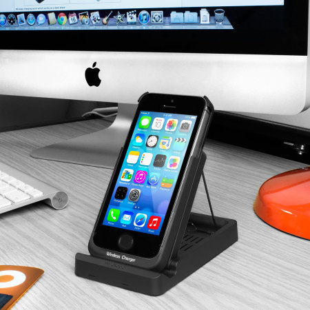 Qi Wireless Charging Pad and Stand
