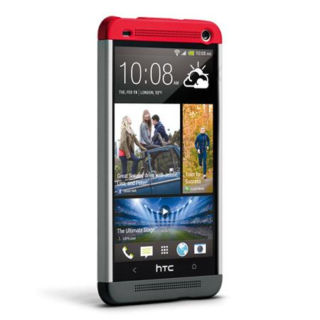 Genuine HTC One M7 Double Dip Hard Shell - HC C840