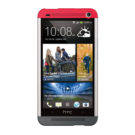 Genuine HTC One M7 Double Dip Hard Shell - HC C840