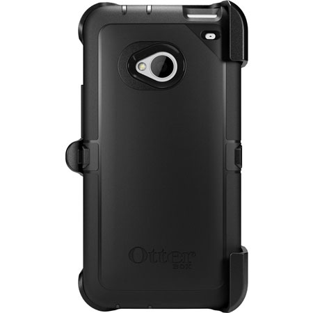 Otterbox Defender Series for HTC One 2013 - Black
