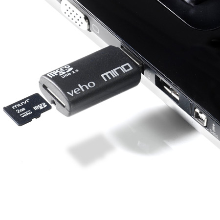 Veho VSD-003 Micro SD USB Card Reader