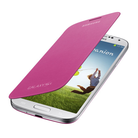 Galaxy S4 Pink