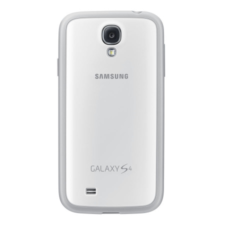 huge selection of 967ae 9bf21 Official Samsung Galaxy S4 Protective Hard Case Cover Plus - White