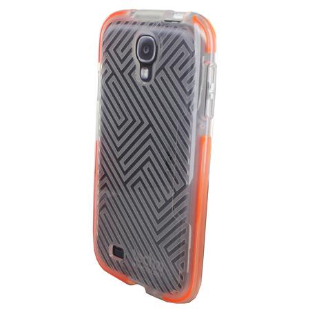 Tech 21 D30 Impact Maze For Samsung Galaxy S4 - Clear