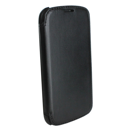 Tech21 Impact Snap Case with Flip for Samsung Galaxy S4 - Black
