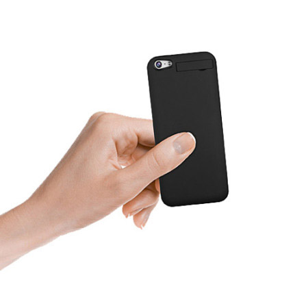 Power Jacket Case 4200mAh for iPhone 5 - Black