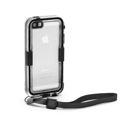 Griffin Survivor + Catalyst Waterproof Case for iPhone 5S / 5 - Black
