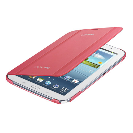 Genuine Samsung Galaxy Note 8.0 Book Cover - Berry Pink
