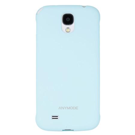 Anymode Samsung Galaxy S4 Hard Case - Blue