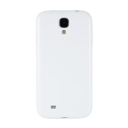 Anymode Samsung Galaxy S4 Jelly Case - White