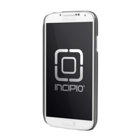 Incipio Feather Shine Case For Samsung Galaxy S4- Silver
