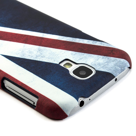 separation shoes f4251 36385 Proporta Hard Case for Samsung Galaxy S4 - Union Jack