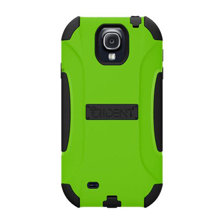 Trident Aegis Case for Samsung Galaxy S4 - Green