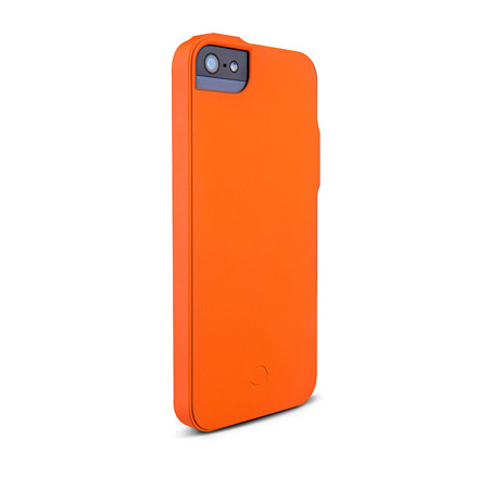 beyza snap case for iphone 5s 5 orange. Black Bedroom Furniture Sets. Home Design Ideas