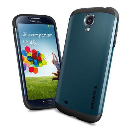 reputable site 4d5cc 33238 Spigen SGP Slim Armour Case for Samsung Galaxy S4 - Slate
