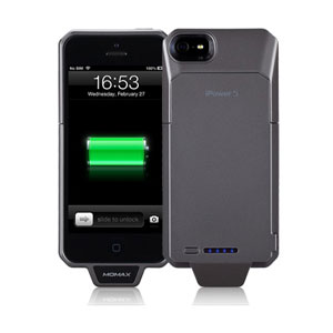 Momax MFI iPhone 5S / 5 Battery Case