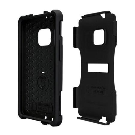 Trident Aegis Case for HTC One M7 - Black