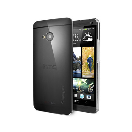 Spigen SGP Ultra Thin Air Case for HTC One M7 - Clear
